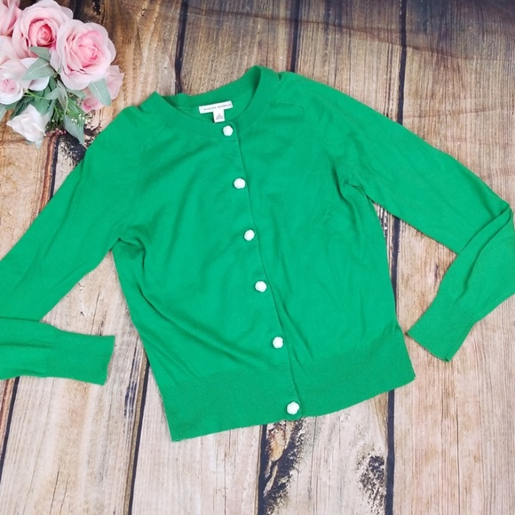 1dd7ee51d3 Banana Republic Sweaters - Banana Republic Sweater Cashmere blend Green  Asian